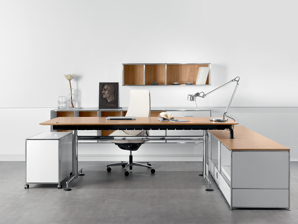 BOSSE Chefzimmer Management Möbel MODUL SPACE Lead