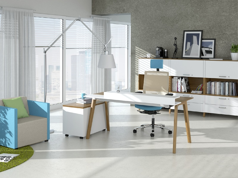 K+N Einzelarbeitsplatz TABLE.H