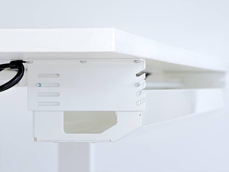 RE650 Motortische - Höhenverstellbare Tische Kabelkanal