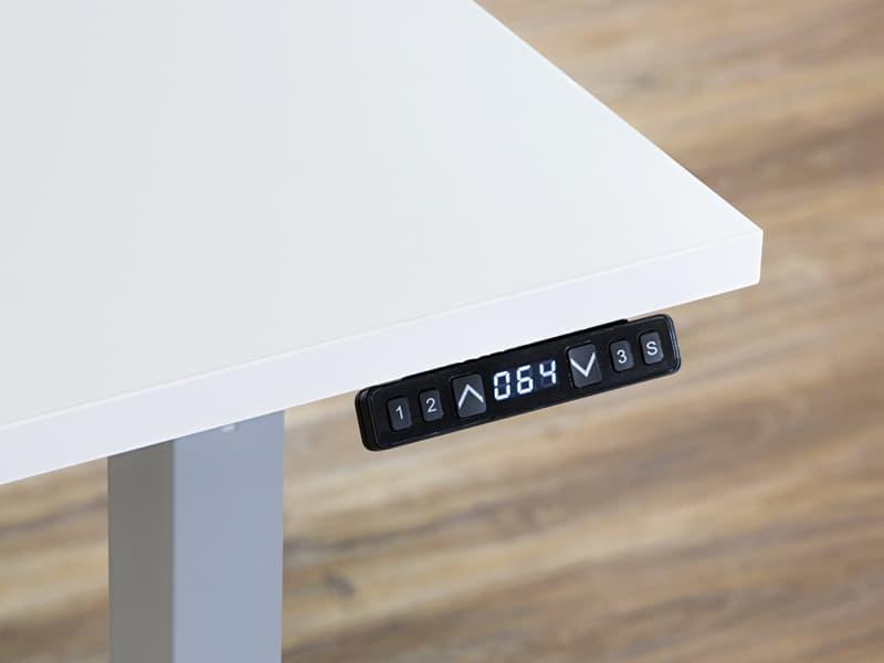 RE650 Motortische - Höhenverstellbare Tische Memory