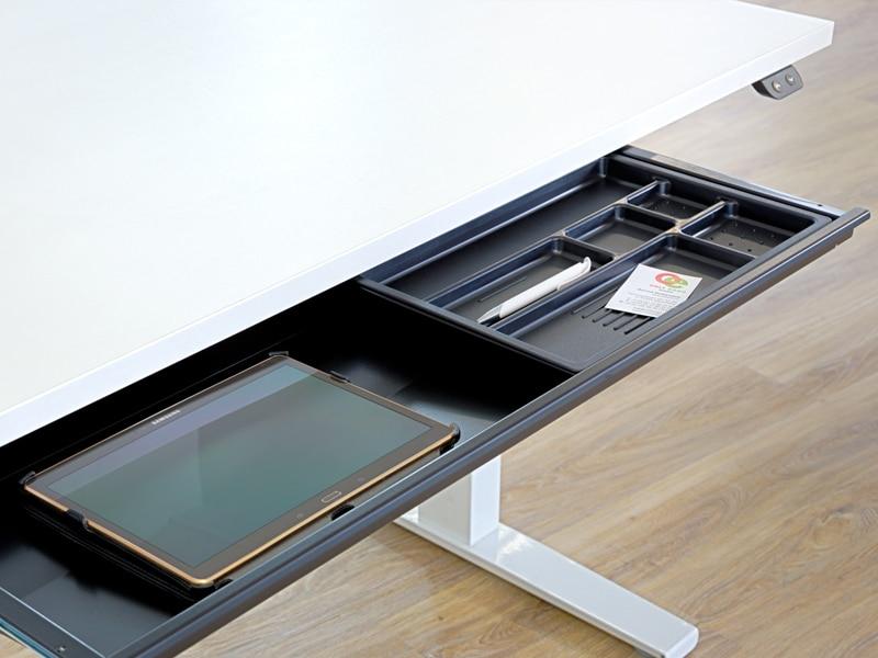 RE650 Motortische - Höhenverstellbare Tische Detail