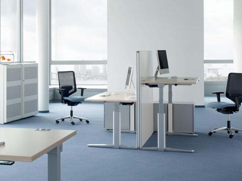 K+N Motortische - Höhenverstellbare Tische TALO.S