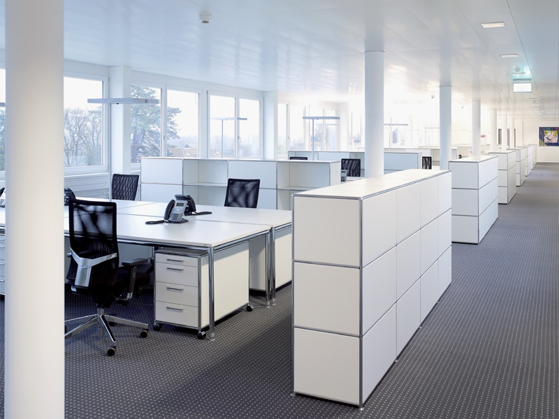 BOSSE Teamarbeitsplatz - Teambüro